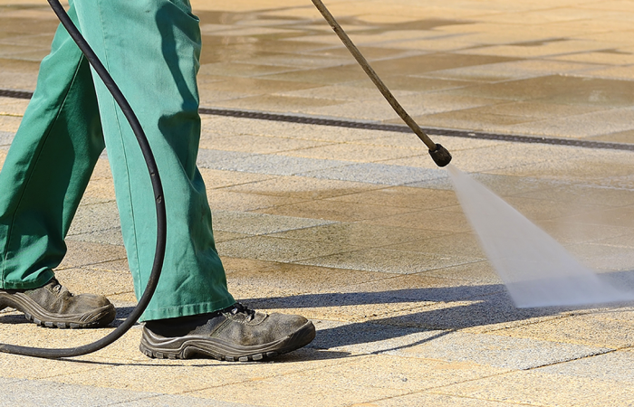 Commercial Painting Contractors |high pressure cleaning