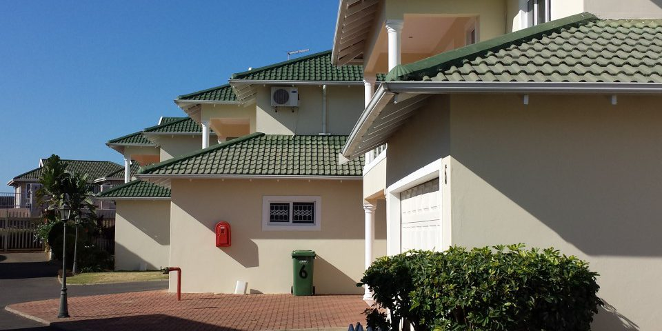 Dawnview residential estate painted by Spectrum Painting